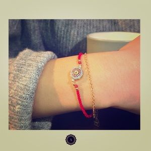 Jewelry - Evil Eye Bracelet by Aida